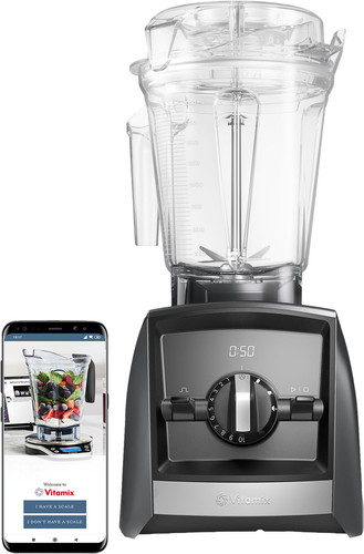 Vitamix Ascent A2500i Antraciet Main Image