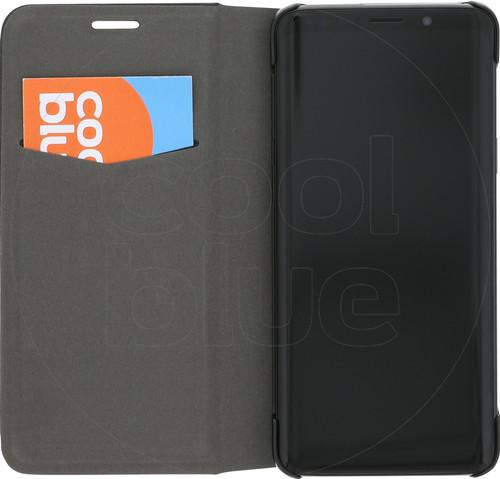 Azuri Booklet Ultra Thin Samsung Galaxy S9 Book Case Zwart Main Image