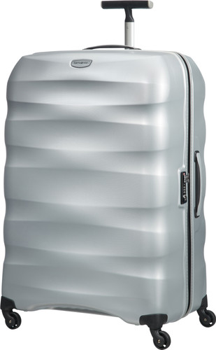 Second Chance Samsonite Engenero Spinner 81cm Diamond Silver Main Image