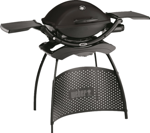 Weber Q2200 Stand Black Main Image