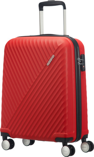 American Tourister Visby Spinner 55cm Energetic Red Main Image