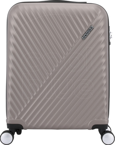 American Tourister Visby Spinner 55cm Pearl Cream Main Image
