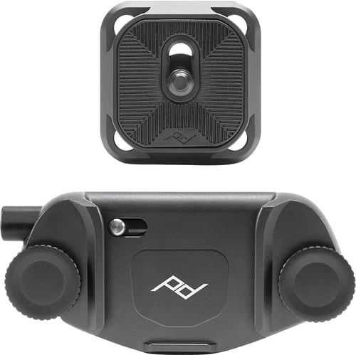 Peak Design Capture Camera Clip Black Main Image