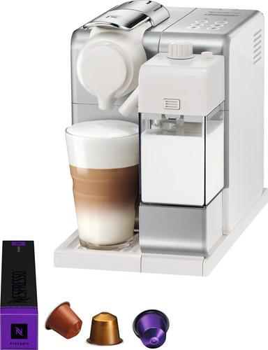 De'Longhi Nespresso Lattissima Touch EN560.S Silver Main Image