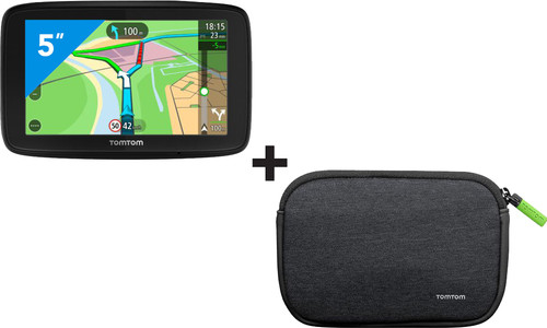 TomTom Via 53 Europe + Case Main Image