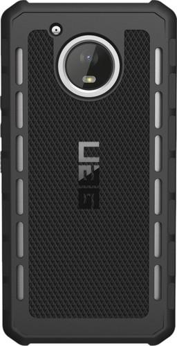 UAG Outback Motorola Moto E4 Plus Back Cover Zwart Main Image