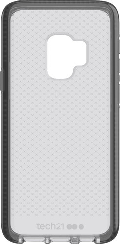 Tech21 Check Samsung Galaxy S9 Back Cover Black Main Image