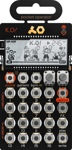 Teenage Engineering PO-33 K.O! Main Image