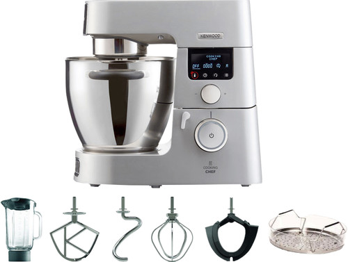 Kenwood KCC9060S Cooking Chef Gourmet Main Image