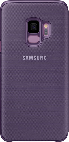 Samsung Galaxy S9 LED View Cover Paars Main Image