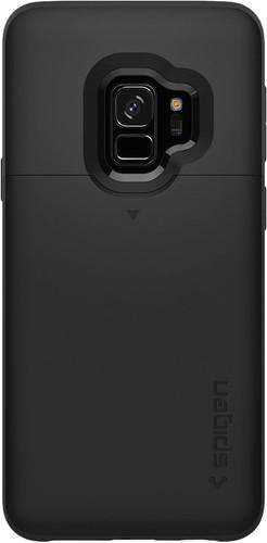 Spigen Slim Armor CS Samsung Galaxy S9 Back Cover Zwart Main Image