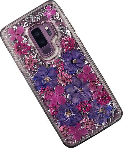 Case-Mate Karat Petal Samsung Galaxy S9 Back Cover Paars Main Image