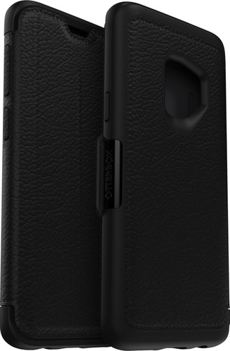 Otterbox Strada Samsung Galaxy S9 Book Case Zwart Main Image