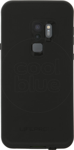 Lifeproof Fre Samsung Galaxy S9 Plus Full Body Zwart Main Image