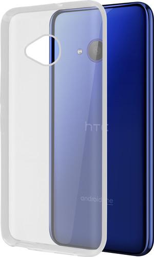 Azuri Glossy TPU HTC U11 Life Back Cover Transparent Main Image