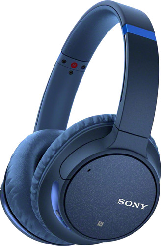 Sony WH-CH700N Blauw Main Image