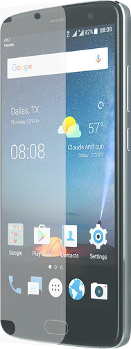 Azuri Curved Tempered Glass ZTE V8 Screen Protector Glass Main Image