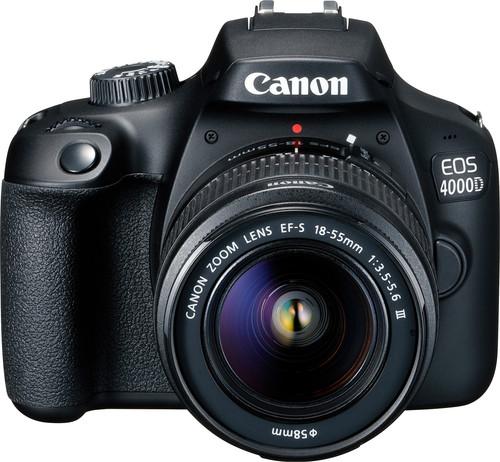 Canon EOS 4000D + 18-55mm DC Main Image