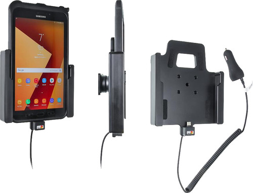 Brodit Holder Samsung Galaxy Tab Active 2 with Charger Main Image