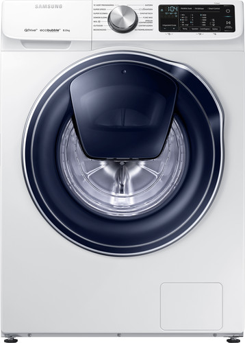 Samsung WW80M642OPW QuickDrive Main Image