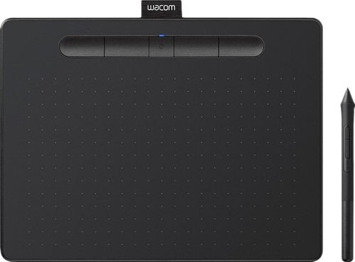 Wacom Intuos M Bluetooth Black Main Image
