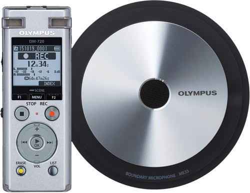 Olympus DM-720 Meet and Record Kit Small Edition Main Image