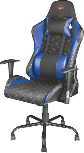Trust GXT 707B RESTO Gaming Chair Blue Main Image