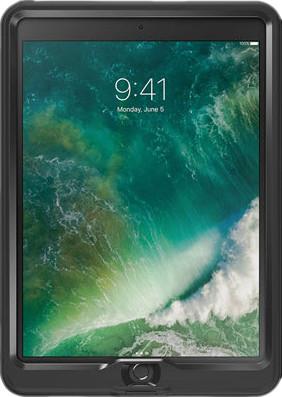 LifeProof Nuud Apple iPad Air (2019) & iPad Pro 10.5 (2017) Black Main Image