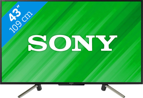 Sony KDL-43WF660 Main Image