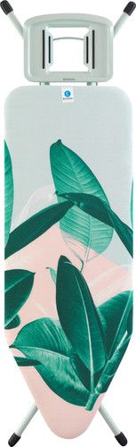 Brabantia Ironing Board C 124 x 45 cm Tropical Leaves Main Image