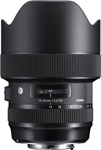 Sigma 14-24mm f/2.8 DG HSM Art Canon Main Image