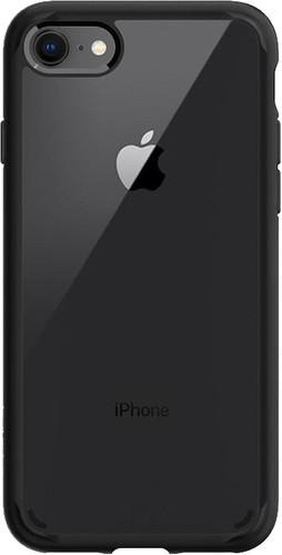 Spigen Ultra Hybrid Apple iPhone SE 2/8/7 Back Cover Transparent with Black Edge Main Image