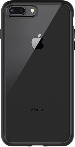 Spigen Ultra Hybrid Apple iPhone 7 Plus/8 Plus Back Cover Black Main Image