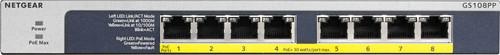 Netgear GS108PP Main Image