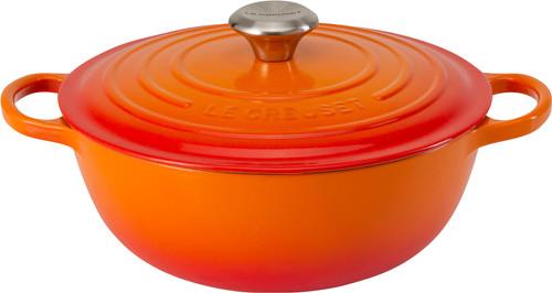 Le Creuset Marmite Braadpan 32 cm Oranje-rood Main Image