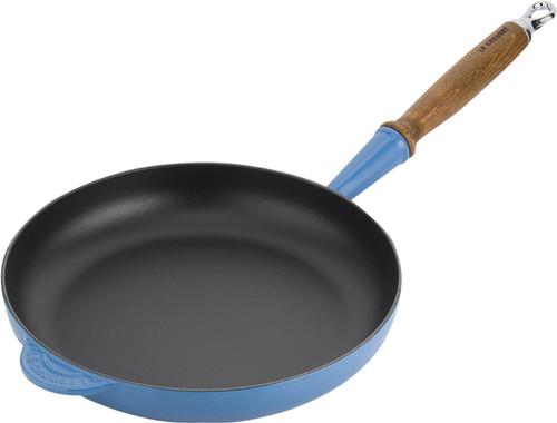 Le Creuset Cast iron Frying pan 28 cm Marseille blue Main Image