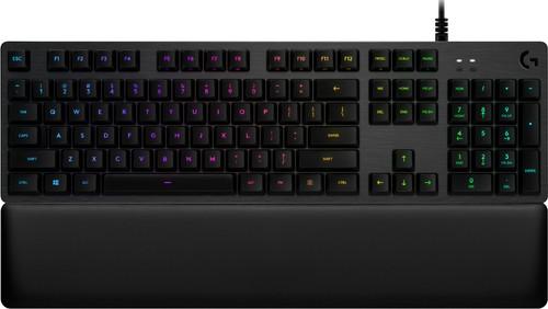 Logitech G513 Tactile Mechanical Gaming Keyboard QWERTY Main Image