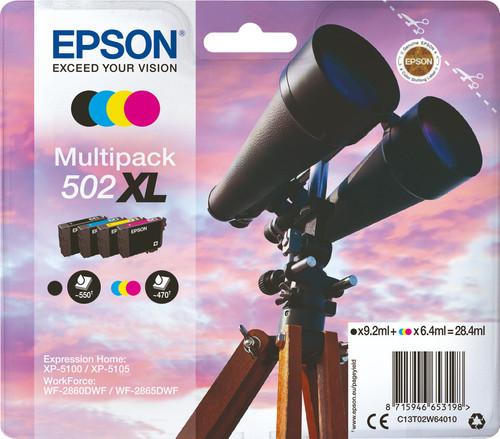 Epson 502XL Cartridges Combo Pack Main Image