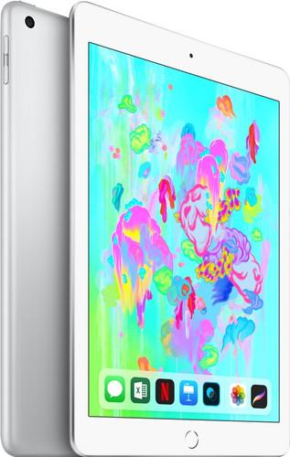 Apple iPad (2018) 128GB WiFi + 4G Silver Main Image