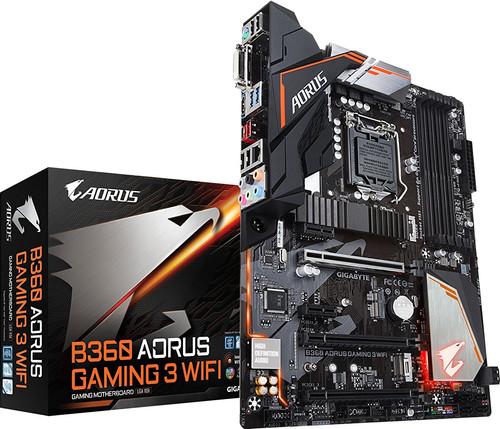 Gigabyte B360 Aorus Gaming 3 Wifi Main Image