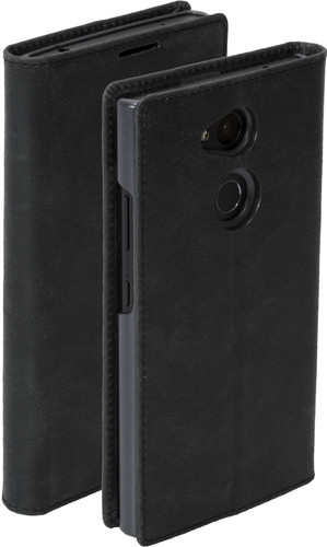 Krusell Sunne Vintage 2 Sony Xperia L2 Book Case Zwart Main Image