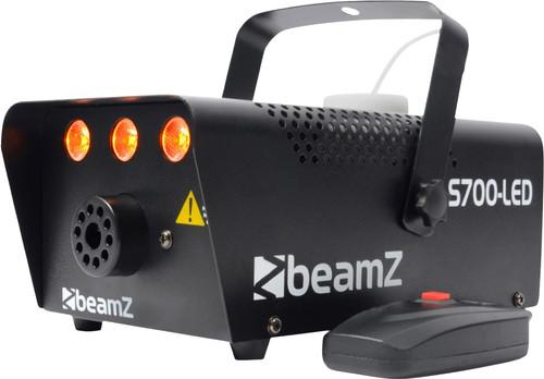 Beamz S700 LED Rookmachine met vlameffect Main Image