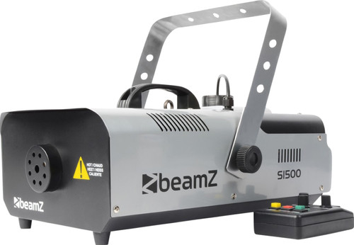 Beamz S1500 Rookmachine Main Image