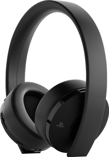 Sony Playstation Wireless Gold 7.1 Gaming Headset Main Image