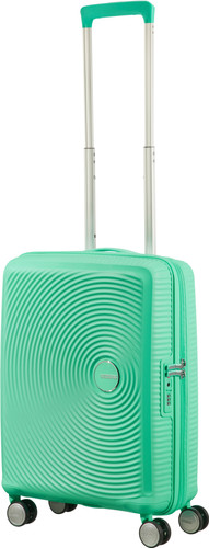 American Tourister Soundbox Expandable Spinner 55cm Deep Mint Main Image