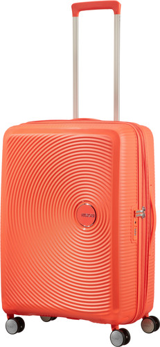 American Tourister Soundbox Expandable Spinner 67cm Spicy Peach Main Image