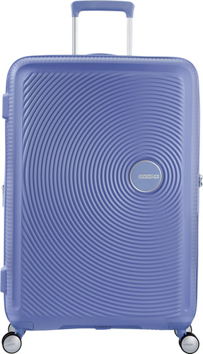 American Tourister Soundbox Expandable Spinner 77cm Denim Blue Main Image