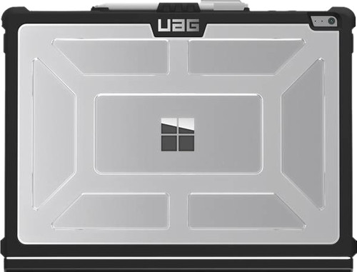 UAG Microsoft Surface Book 13.5 Inches Back Cover Transparent Main Image