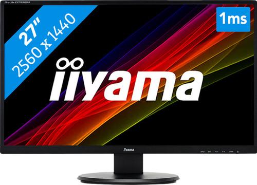 iiyama ProLite E2783QSU-B1 Main Image
