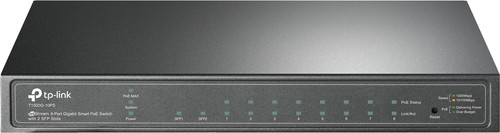 TP-Link T1500G-10PS Main Image